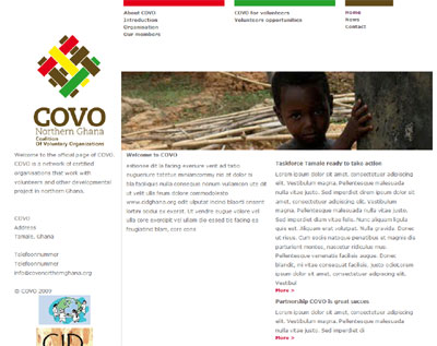 COVO (sponsor project)
