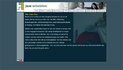 Jixaw Websolutions (seo optimalisatie)