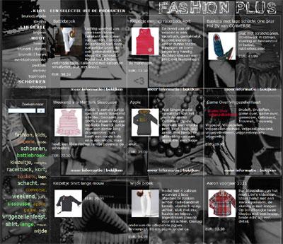 Fashion-plus
