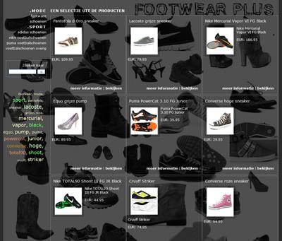 KATHER Produkties: Footwear-plus