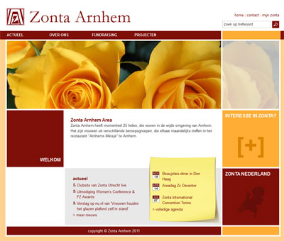 KATHER Produkties: Zonta club Arnhem