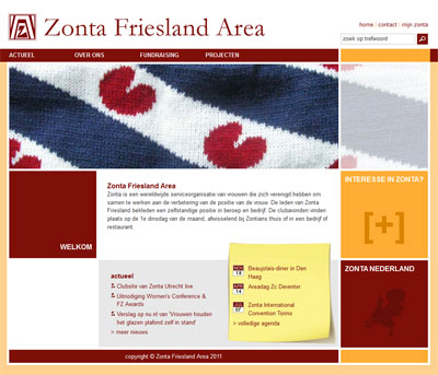 KATHER Produkties: Zonta club Friesland