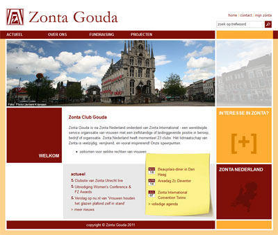 KATHER Produkties: Zonta club Gouda