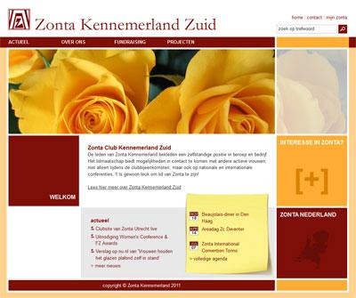 Zonta club Kennemerland Zuid