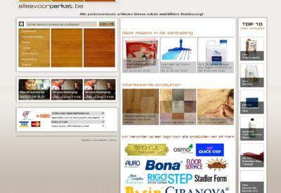 KATHER Produkties: AllesVoorParket Belgie - Bancontact