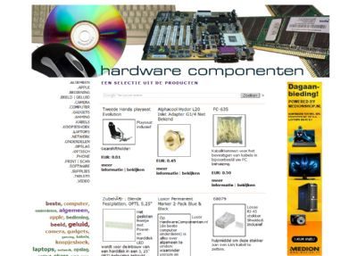 KATHER Produkties: HardwareComponenten.nl