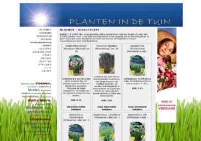 KATHER Produkties: Planten in de tuin