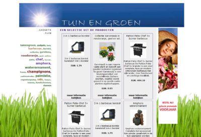 KATHER Produkties: Tuin en Groen