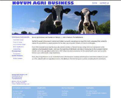 Novum Agri Business - SSL | responsive