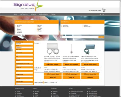 KATHER Produkties: Signalus