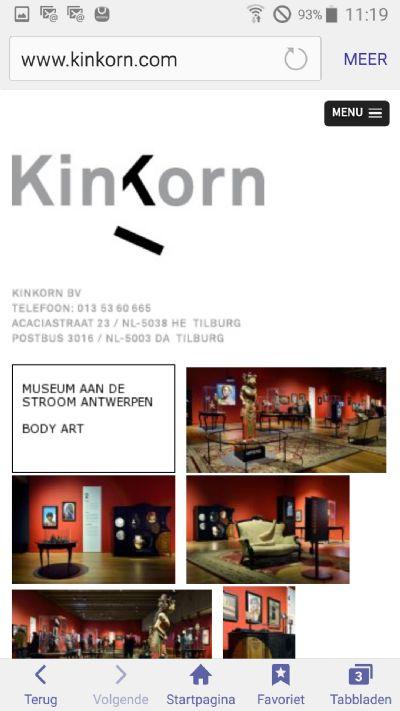 Kinkorn - responsive