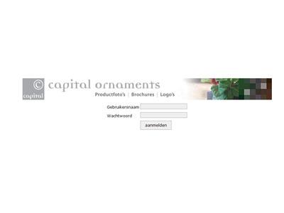 Beeldfoto: Capital Ornaments