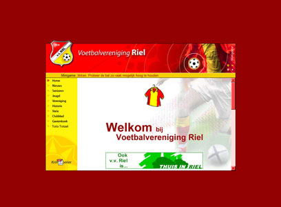 KATHER Produkties: Voetbal vereniging Riel